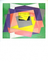 Jacques Villon: untitled, 1961