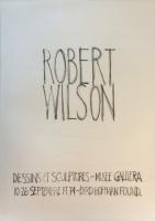 Richard Wilson: Musée Galliera, 1971