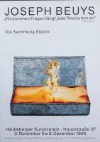 Joseph Beuys: Heidelberger Kunstverein, 1996
