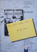 Joseph Beuys: Museum für Post und Kommunikation, 1998