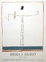Josep Riera I Arago : Galeria Joan Prats, 1985