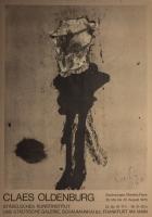 Claes Oldenburg: Städtisches Kunstinstitut, 1976