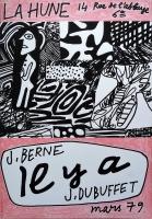 Jean Dubuffet: Galerie La Hune, 1979