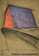 Christo: America -  the third century, 1976