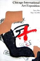 Antoni Tàpies: Chicago, 1987