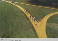 Christo: Wrapped Walk Ways, 1977 (2)