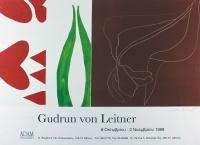 Gudrun von Leitner: Galerie Kammer, 1976