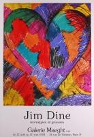 Jim Dine: Galerie Maeght, 1983