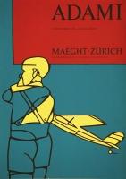 Valerio Adami: Zürich, 1976