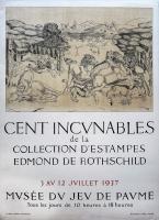 Cent Incunables - Musée du Jeu de Paume, 1937