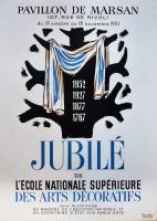 Rochette: Pavillon de Marsan, 1951
