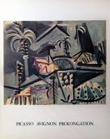 Pablo Picasso: Palais des Papes, 1973