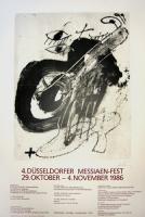 Antoni Tàpies: Düsseldorf, 1986