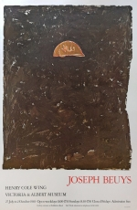 Joseph Beuys: Victioria & Albert Museum, 1983