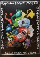 Jean Tinguely: Galerie Hans Mayer, 1991