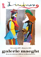 Richard Lindner: Galerie Maeght, 1978