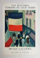 Raoul Dufy: Musée Galiera, 1954