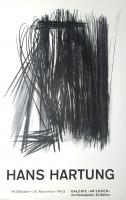 Hans Hartung: Galerie im Erker, 1963
