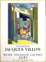 Jacques Villon: Musée Toulouse-Lautrec, 1955