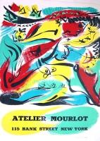 André Masson: Atelier Mourlot, 1966