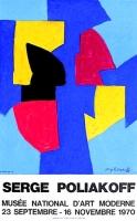 Serge Poliakoff: Musée d´Art Moderne, 1970