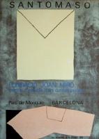 Giuseppe Santomaso: Fundació Miró, 1979