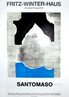 Giuseppe Santomaso: Fritz-Winter-Haus, 1981