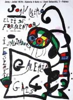 Joan Miró: Galeria 4 Gats, 1976