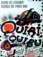 Joan Miró: Quiriquibu, 1976