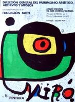 Joan Miró: Pintura, 1978
