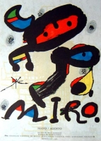 Joan Miró: Mexico, 1980