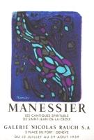 Alfed Manessier: Galerie Rauch, 1959