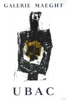 Raoul Ubac: Galerie Maeght, 1958