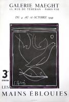 Serge Rezvani: Galerie Meght, 1949