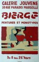 Roland Bierge: Galerie Jouvene, Marseille