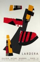 Berto Lardera: Galerie Michel Warren, 1956