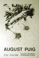 August Puig: Galerie im Erker, 1964
