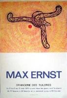 Max Ernst: Orangerie des Tuileries, 1971