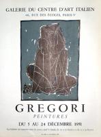 Gino Gregori: Peintures, 1951