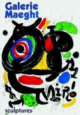 Joan Miró: Galerie Maeght, 1970