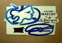 Georges Braque: Galerie Maeght 1950