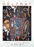 Helene Delprat: Galerie Adrien Maeght, 1987