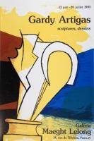 Joan Gardy Artigas: Galerie Lelong, 1985