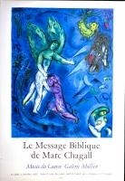 Marc Chagall: Musée du Louvre, 1967
