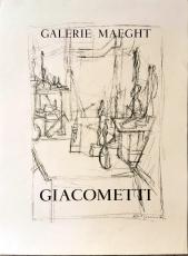 Alberto Giacometti: Galerie Maeght, 1951