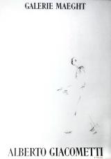Alberto Giacometti: Galerie Maeght, 1957