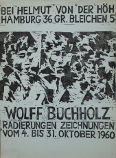 Wolff Buchholz: Galerie von der Höh, 1960