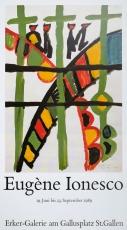 Eugène Ionesco: Erker Galerie, 1989