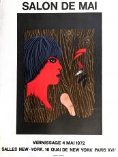 Felix Labisse: Salon de Mai, 1972