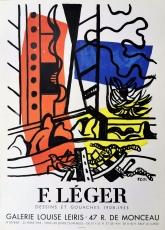 Fernand Léger: Galerie Louis Leiris, 1958